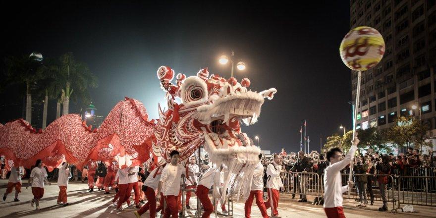 Kinų Naujų metų šventė