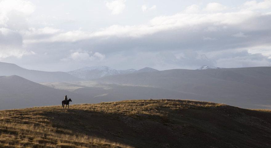 """""""Špikis"""" nuotr./Laukinė Kirgizija"""