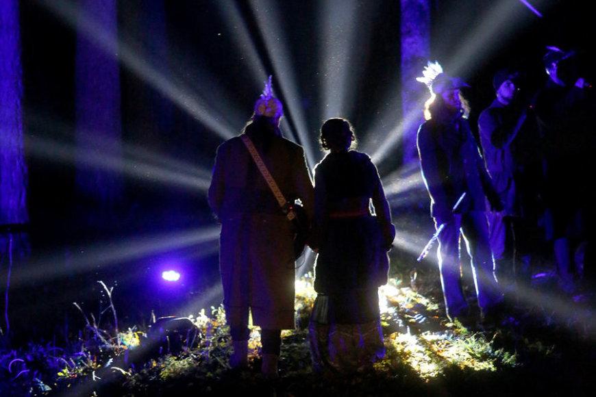 """Organizatorių nuotr./Muzikinė mitologinė drama """"Dūšelės"""""""