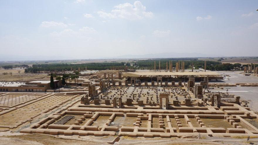 Vytauto Juršėno nuotr./Persepolis