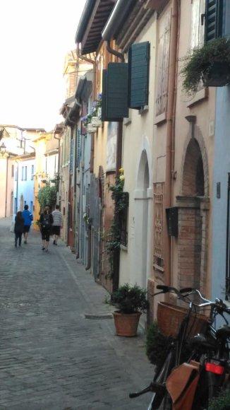 Asmeninė nuotr./Riminio senamiestis