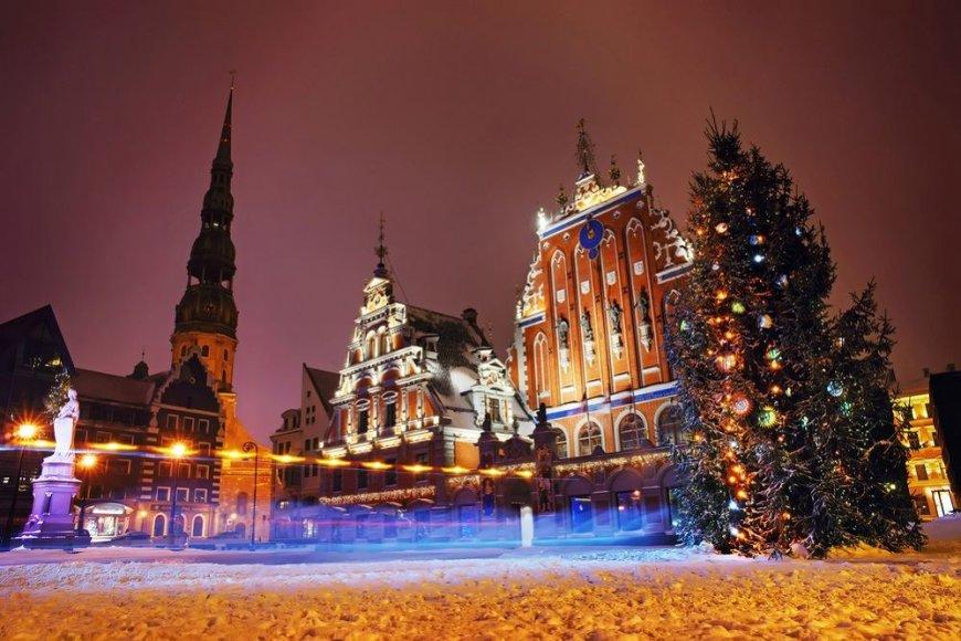 Shutterstock nuotr./Ryga (Latvija)