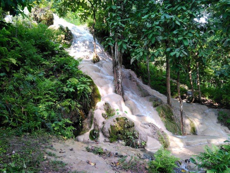 Asmeninė nuotr./Krioklys Čiangmajuje