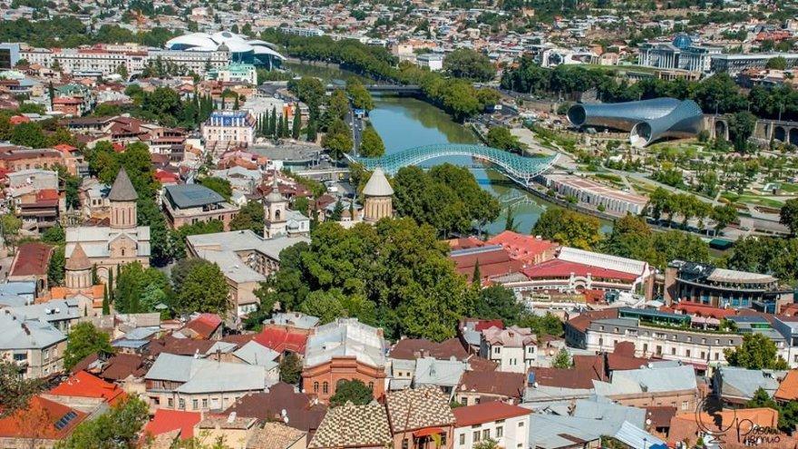 Tomo Baranausko/Pasaulio piemuo nuotr./Tbilisis