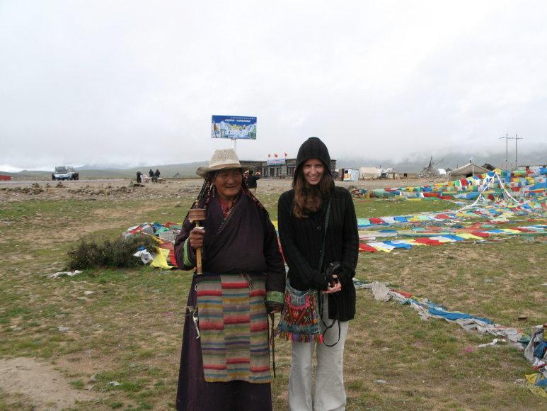 Godos Juocevičiūtės nuotr./Tibetas kelias