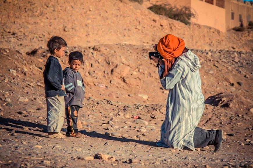 T.Tumalovičiaus nuotr./Maroke
