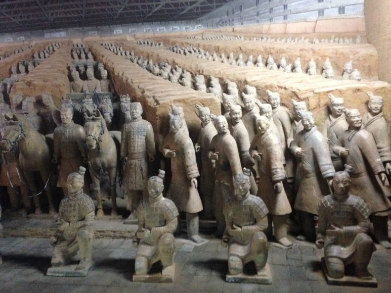 Vaidos Vincevičiūtės nuotr./Turistiniai atradimai Kinijoje