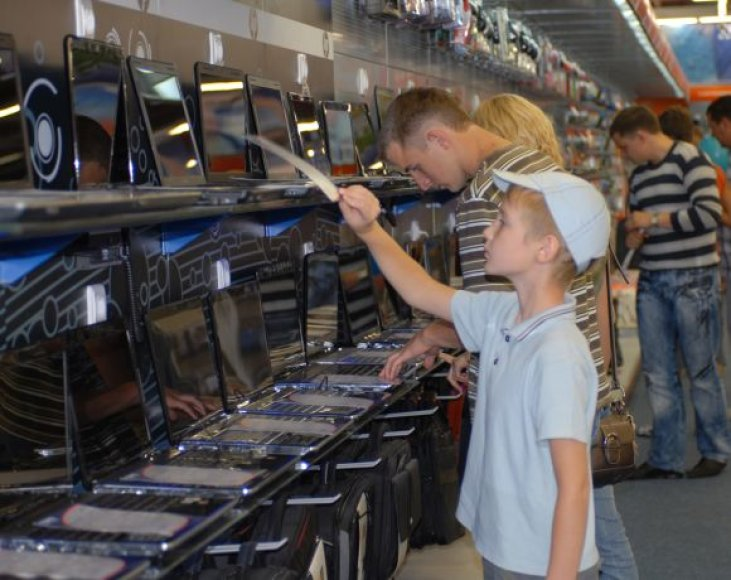 Visiems kompiuteriams taikoma 20 proc. nuolaida.