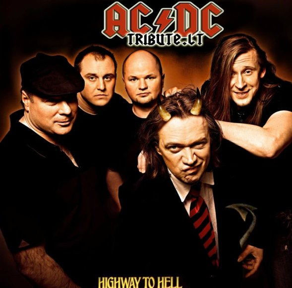 AC/DC Tribute.LT