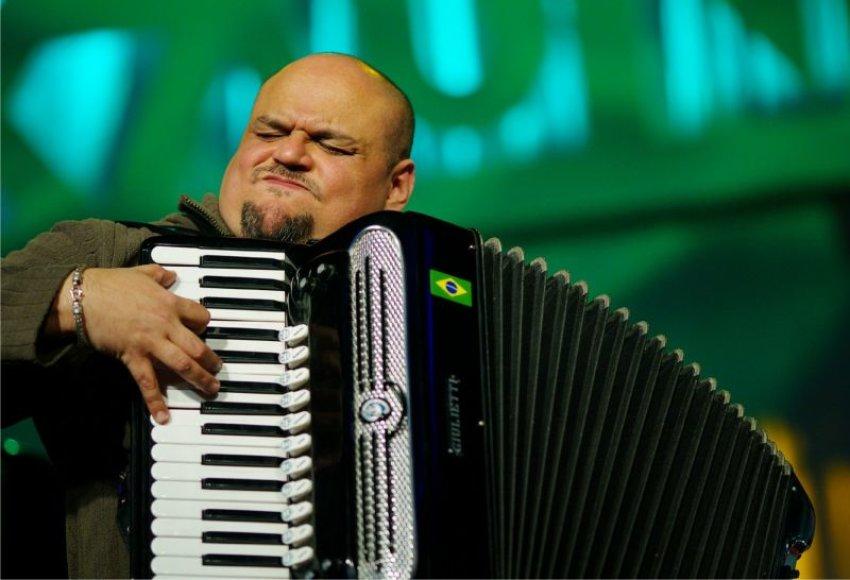 Chico Chagas pernai pelnė publikos simpatijas. Ar pavyks tai padaryti šiemet, dar nežinia.