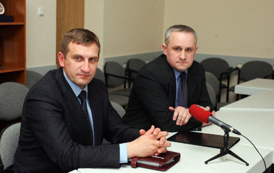 Tyrimui vadovauja Kauno rajono policijos komisariato viršininkas Romas Oželis ir prokuroras V.Guliavičius
