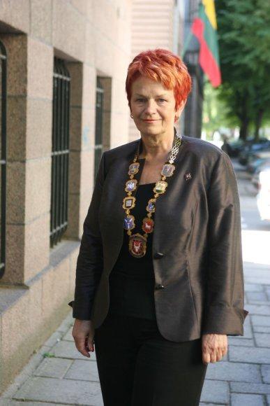 Daugiau nei pusantrų metų apskrities viršininkės pareigas ėjusi O.Balžekienė teigė nuo Kauno regiono reikalų neatitrūksianti ir dirbdama premjero komandoje.
