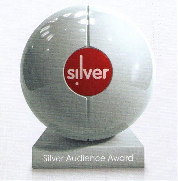 """Laimėtojas gaus žiūrovų apdovanojimo """"Silver"""" taurę ir reklamą """"NonStop Television"""" priklausančiuose kanaluose."""
