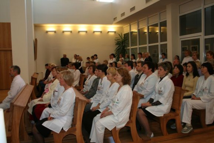 Kauno klinikų Šv.Luko vardo koplyčia