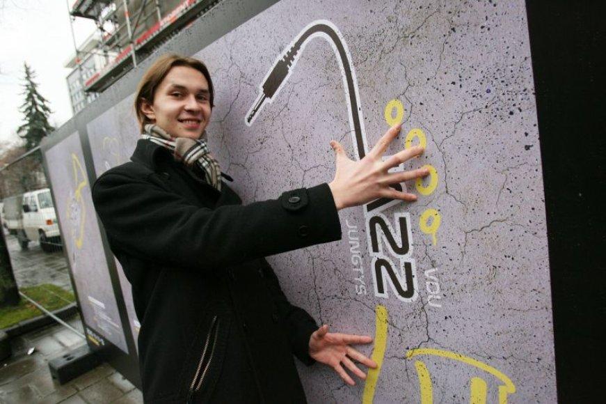 """Jau dabar kitų metų festivalio programą mintyse dėliojantis J.Grickevičius neabejoja, kad Kaune yra žmonių, kuriems įdomu pažinti įvairiabriaunį džiazą. Tai ir siūlo """"VDU jazz jungtys""""."""