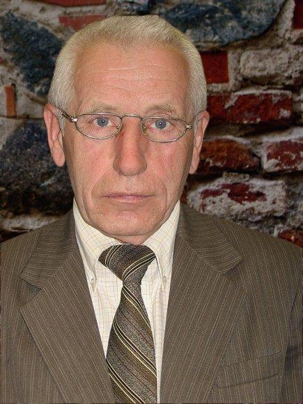 VU KHF profesorius V.K.Gronskas