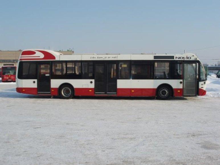 Naudoti autobusai techniškai visiškai tvarkingi