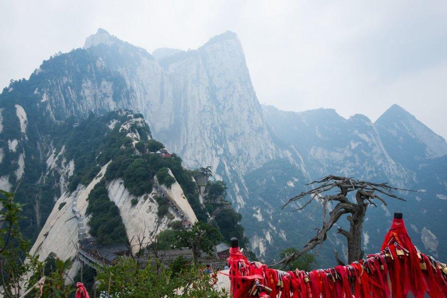 123rf.com /Huašano kalnai