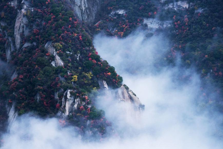 123rf.com /Huašano kalnai, Kinija