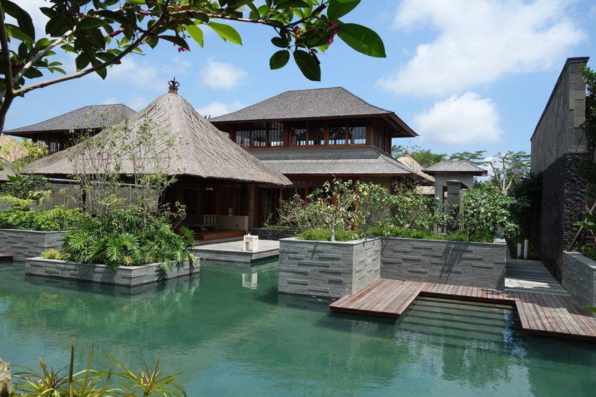"""""""Hoshinoya Bali"""" nuotr./""""Hoshinoya Bali"""" viešbutis"""