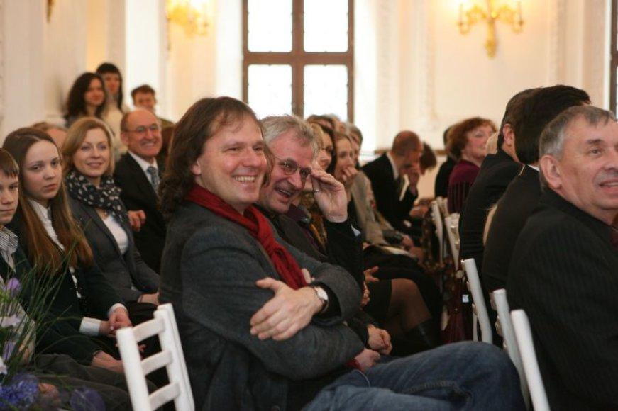 Režisierius V.Balsys tiki, kad Kaune kinas turi ateitį.