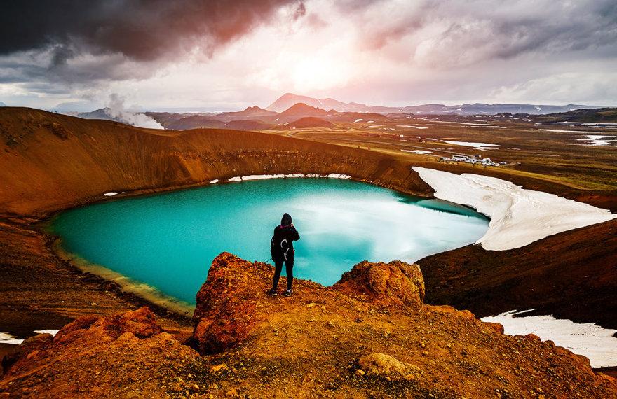 Shutterstock nuotr./Krafla