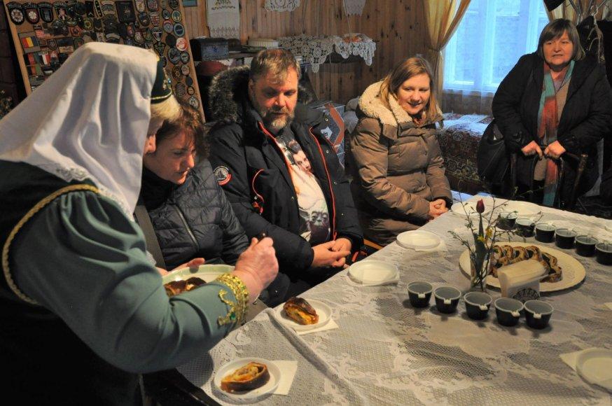 U.Armaliaus nuotr./Vaišės pas Lietuvoje gyvenančius totorius