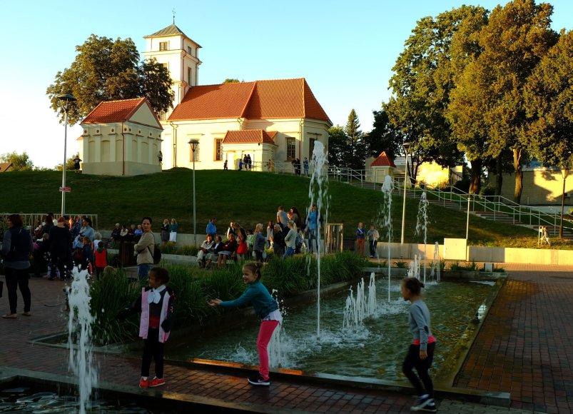 Organizatorių nuotr./Evangelikų liuteronų bažnyčia Kėdainiuose