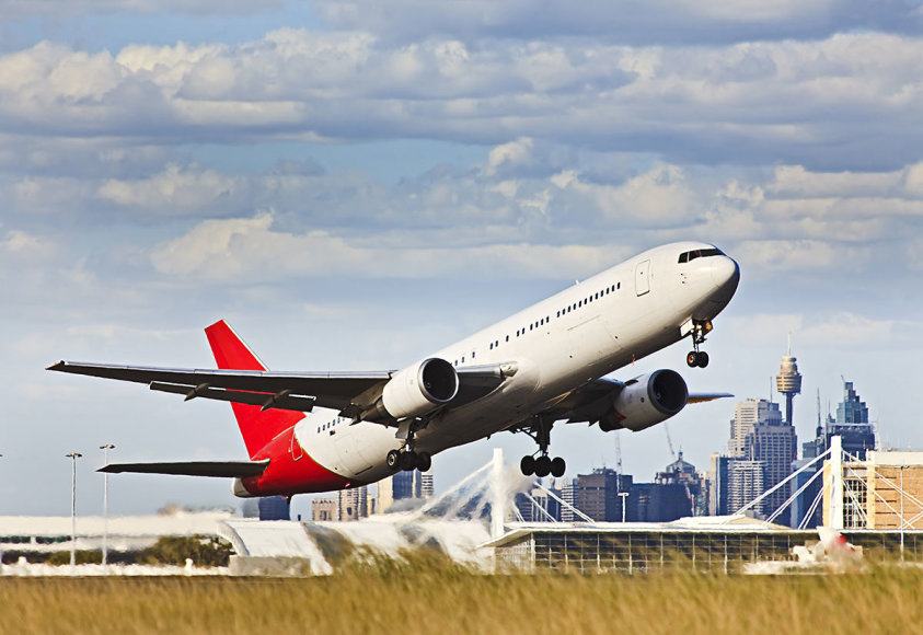 Shutterstock nuotr./Sidnėjaus oro uostas