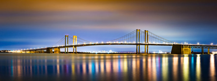 Shutterstock nuotr./Delavero atiminimo tiltas