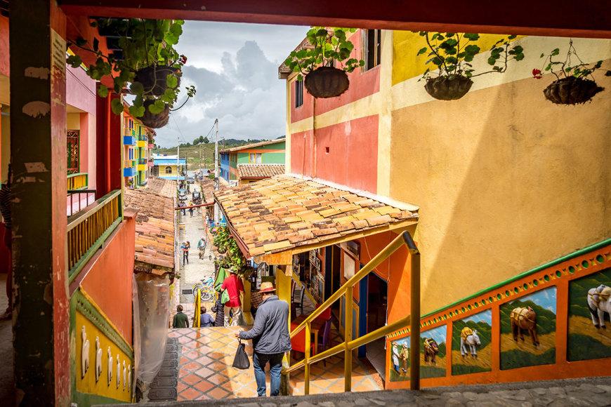 Shutterstock nuotr./Kolumbija