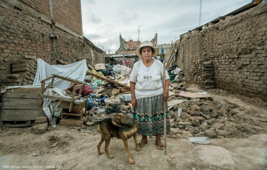 """Projekto """"Žiniasklaida vystymuisi"""" nuotr./Peru kasdienybė"""
