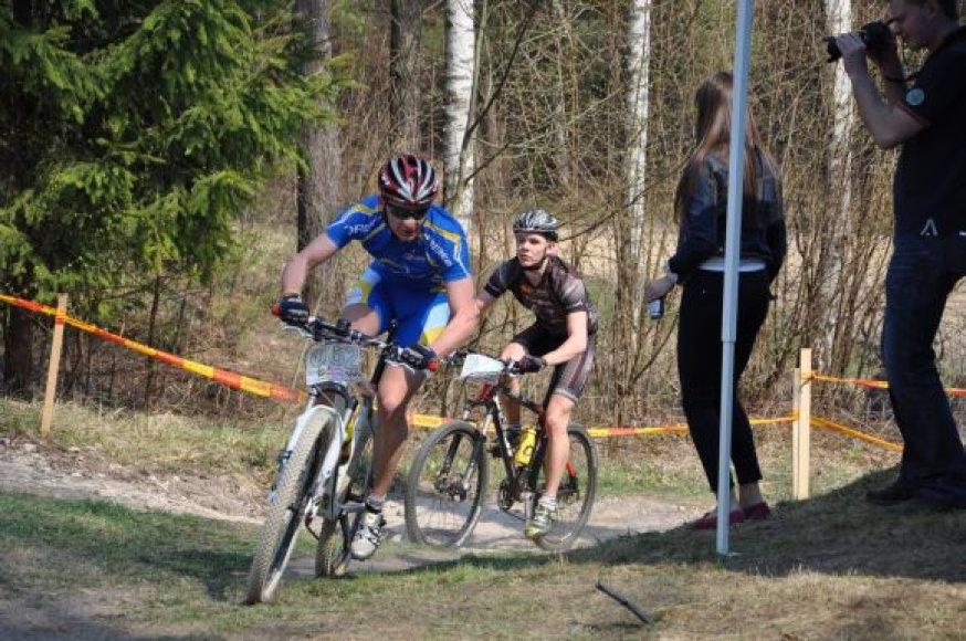 Gegužės 7 – 8 dienomis Kaune ir Vilniuje vyks dvejos kalnų dviračių mėgėjams skirtos varžybos.