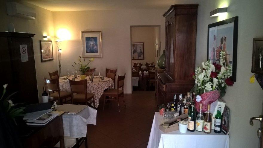 Pauliaus Jurkevičiaus/Tavo Roma nuotr./Osteria – vieta papietauti
