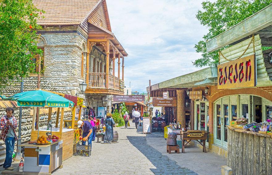 Shutterstock nuotr./Mcchetos miestas