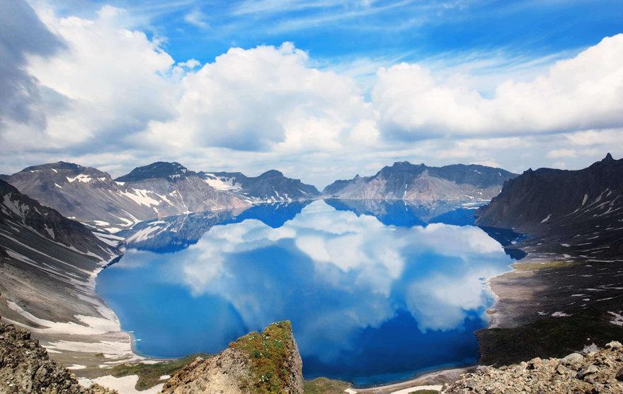 Shutterstock nuotr./Tianci ežeras