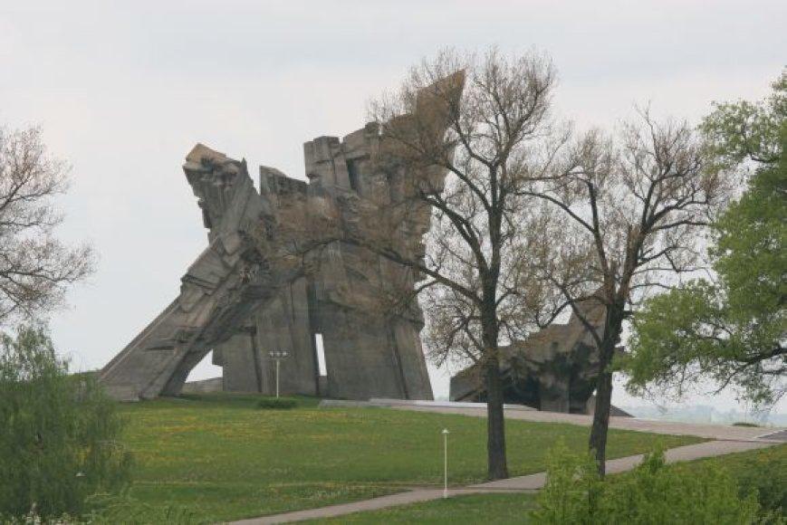 Kauno IX forto muziejus šeštadienio vakarą lankytojams parengė  specialią programą.