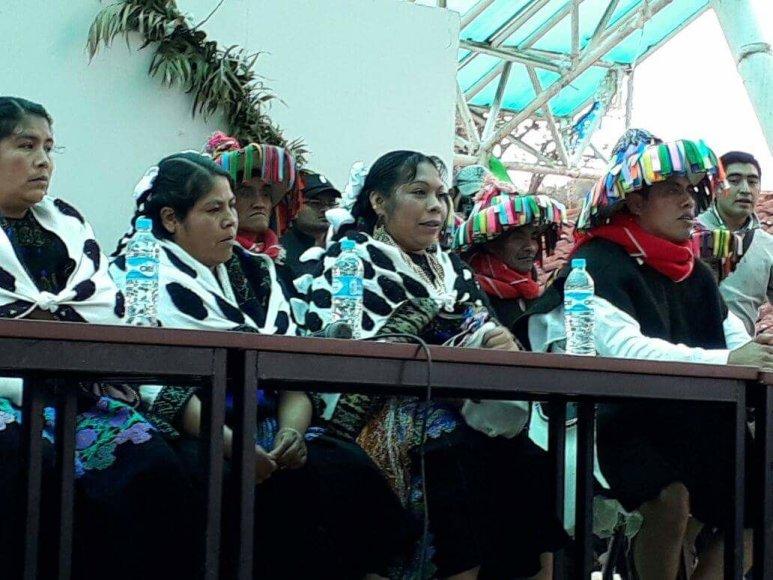 Asmeninė nuotr./E.Narcia įkurtoje organizacijoje esančios moterys siekia pakeisti požiūrį į moteris Meksikoje