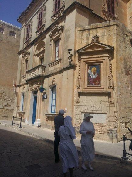 Autorės nuotr./Malta – pamaldžių, bet atsipalaidavusių katalikų kraštas