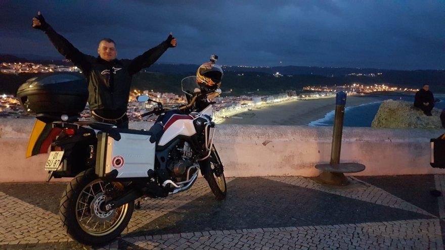 Kelionė motociklais per Portugaliją