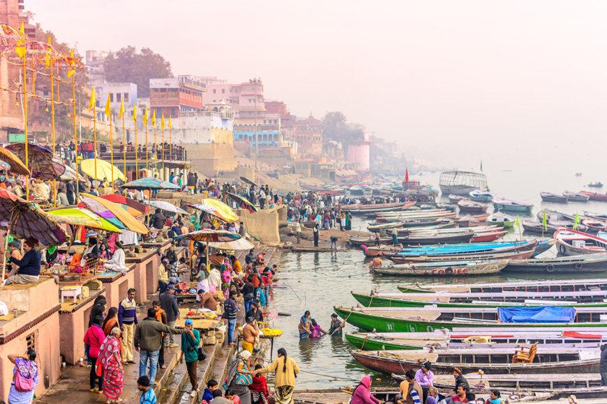 Shutterstock nuotr./Varanasis