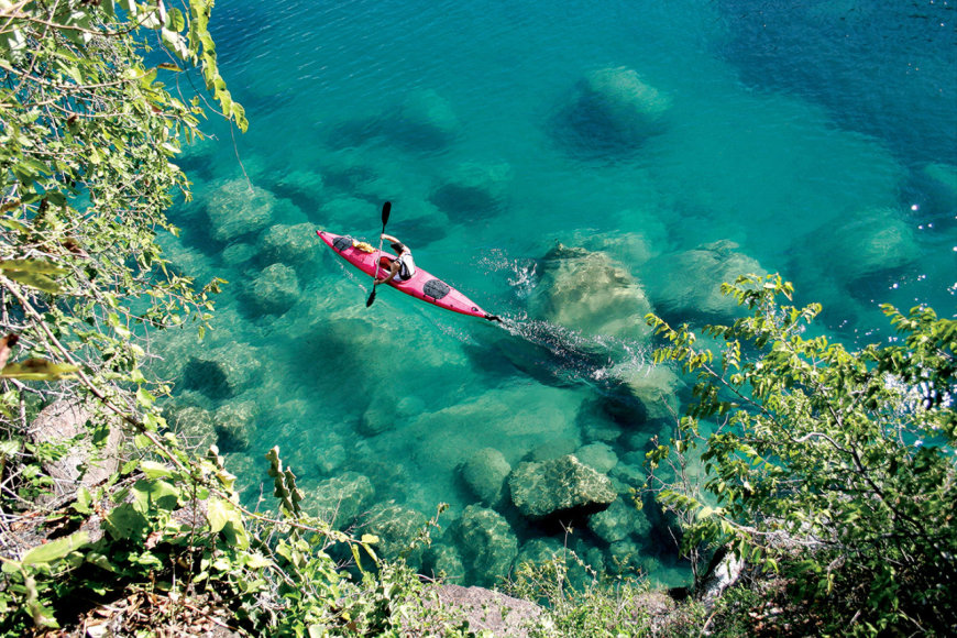 Shutterstock nuotr./Malavio ežeras