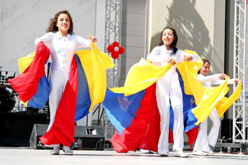 123rf.com /Venesuelietės mergaitės