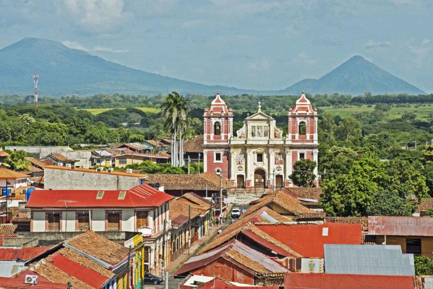123rf.com /Nikaragva, Leono miestas