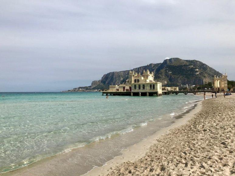 Asmeninė nuotr./Mondelo paplūdimys