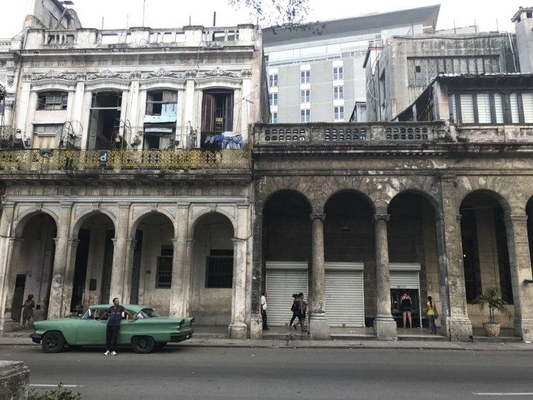 Asmeninė nuotr./Ramus vakaras. Havana