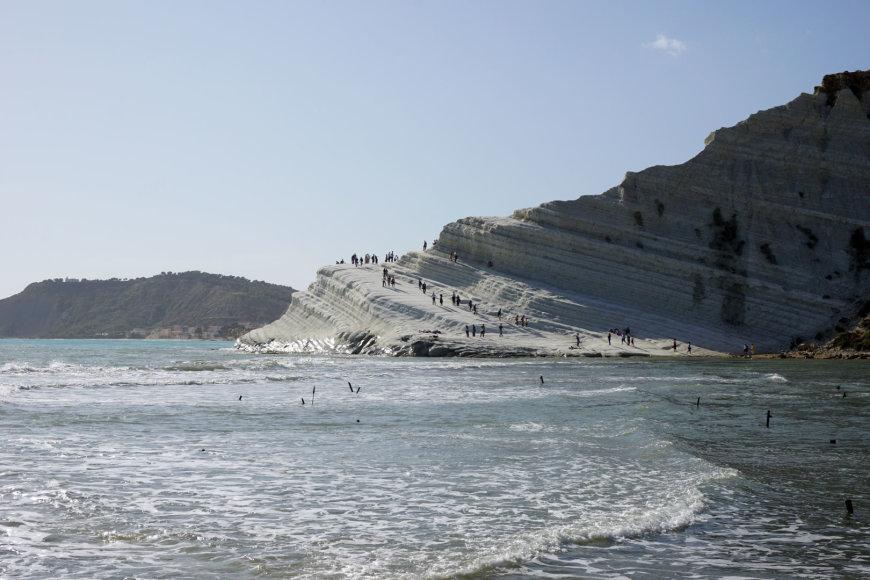 Asmeninės nuotr./Sicilija