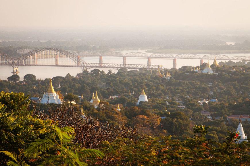 Shutterstock nuotr./Iravadžio upė