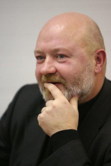 Klaipėdos valstybinio jūrų uosto generalinis direktorius E.Gentvilas teigė, kad jūra valstybės biudžetui duoda nemenkus pinigus.