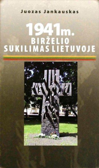 Anot autoriaus, jo knyga pirmiausia skiriama visiems 1941-ųjų birželio sukilėliams.